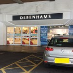 Debenhams click collect